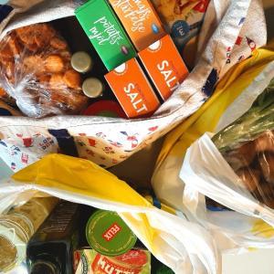 【購入品】スウェーデンのスーパーでお買い物。