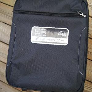 【旅の準備】キャリーバッグを買いました。