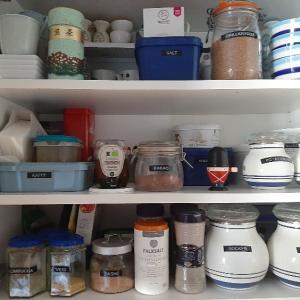 【収納見直し】パントリーがない我が家のキッチン収納。