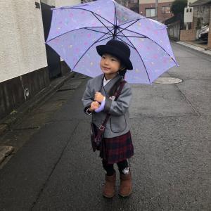 最高だった日本一時帰国中の幼稚園生活