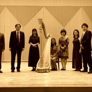 大阪国際音楽コンクールにて