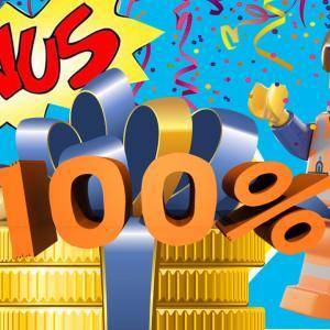 BT FX 入金の100%ボーナス中!