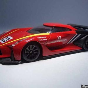 Yasid DESIGNか?マジョレット・プライムモデル・レーシングエディションの日産コンセプト2020ビジョングランツーリスモ