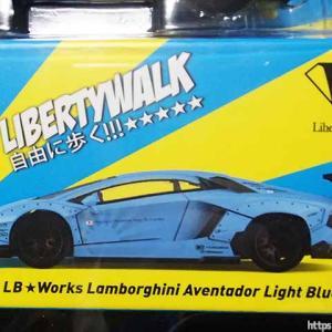勘違いで購入できたMINI GT LB★WORKS ランボルギーニ・アヴェンタドール