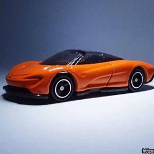 マクラーレン Speedtailのトミカ初回特別仕様
