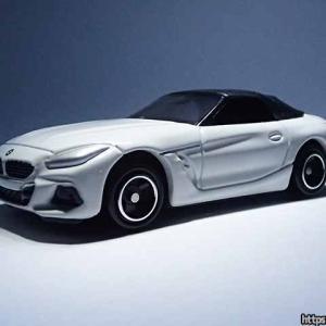 BMW Z4のトミカ初回特別仕様