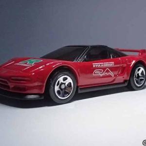 '90アキュラNSXはRYULAサーキットのペースカー?実車モチーフのホットウィール