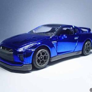 R35日産GT-Rのマジョレット・プライムモデルDXエディション【majorette PRIME model DX Edition】