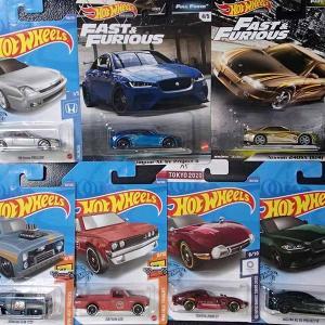 夏のホットウィール発売日はトイザらスとヤマダ電機で東京オリンピック2020仕様の新車も旧車もゲット!