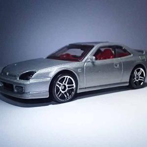 新金型'98ホンダ・プレリュードのホットウィール