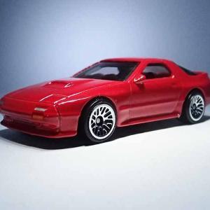'89マツダ・サバンナRX-7 FC3Sのホットウィール
