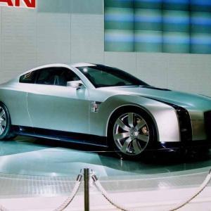 GT-Rコンセプト/東京モーターショー2001ver.