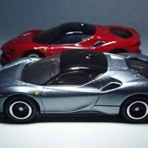 フェラーリSF90ストラダーレ(初回特別仕様)のトミカ