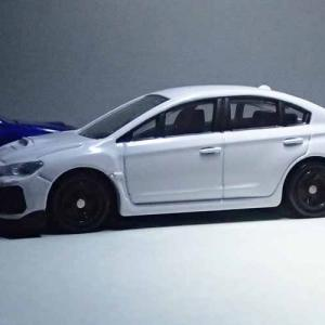 スバルWRX S4 STI Sport#のトミカ初回特別仕様