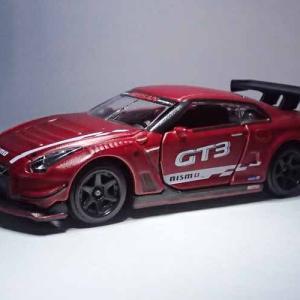マジョレット・プライムモデル・マットグロスエディションの日産GT-RニスモGT3