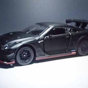 マジョレット、日本車セレクション2Firstの日産GT-R・ニスモGT3はマットブラック