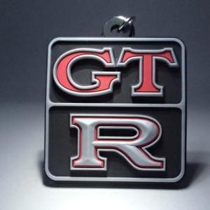 ガチャのGT-Rエンブレム・ラバーキーホルダーコレクション。KPGC10をゲット!HMA