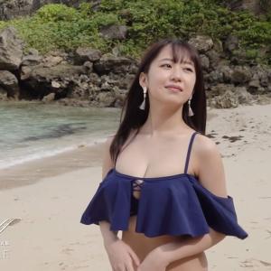 【野中美希】-カップ2 ファースト写真集「To be myself」特典DVDダイジェスト動画!
