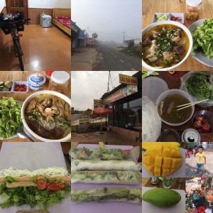 3/10 Tân Thượngで休養(SE Asia Cycling 2020 Day 29, Mar. 10)