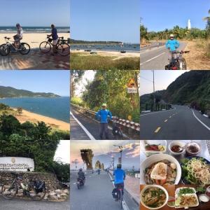 3/24 ダナンでサイクリング2 Danang Day 4(SE Asia Cycling 2020 Day 43, Mar. 24)