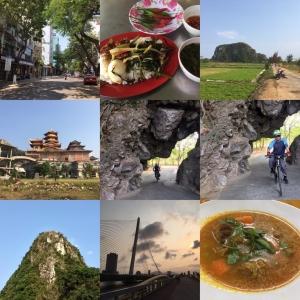 3/25 ダナンでサイクリング3 Danang Day 5(SE Asia Cycling 2020 Day 44, Mar. 25)