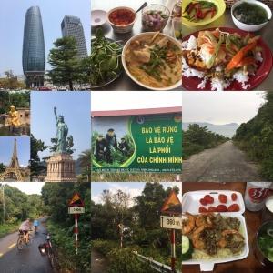 3/26 ダナンでサイクリング4 Danang Day 6(SE Asia Cycling 2020 Day 45, Mar. 26)