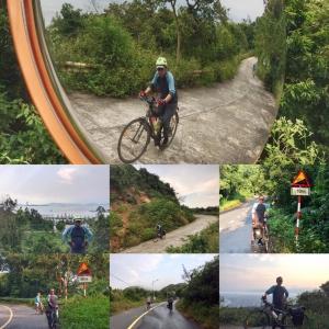 3/26 ダナンでサイクリング4その2 Danang Day 6 Part 2(SE Asia Cycling 2020 Day 45, Mar. 26)