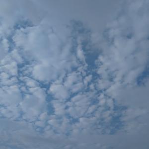 空を見ながら…空の瞑想