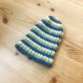 2020ボランティア シマシマ帽子