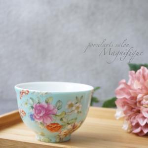 【My work】台湾茶器風の湯呑み茶わん