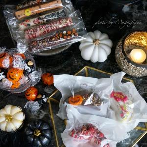 10月のお土産スイーツ♡大人可愛いハロウィンのお菓子
