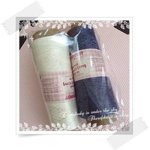 糸:graceful linen(グレイスフル リネン)