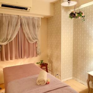 普通のマンション一室が、特別感のあるオシャレなサロン空間に♡