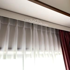 プチリメイクでプリンセスな窓まわりインテリア