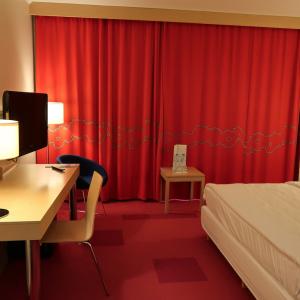 (宿泊レポート)ロシアのサンクトペテルブルクにある「Park Inn by Radisson Pulkovskaya Hotel & Conference Centre St Petersburg」
