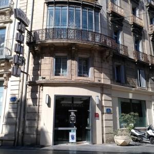 (宿泊レポート)フランスのモンペリエにある「ホテル ロイヤル(Royal Hôtel)」