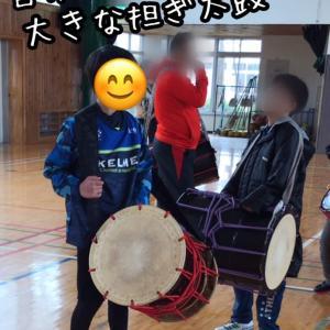 担ぎ太鼓♪