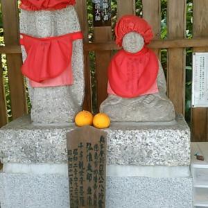武蔵野観音霊場・浄心寺の境内