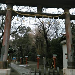 埼玉県久喜市の鷲宮神社