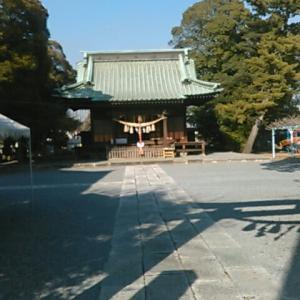 埼玉県久喜市菖蒲町菖蒲の菖蒲神社