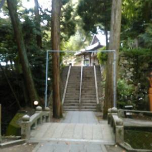四国霊場第六十四番札所・前神寺の参詣は七回目