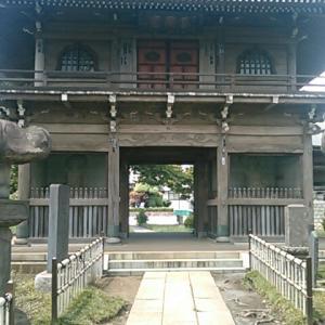 武蔵野観音霊場・妙善院の境内と周辺