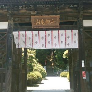 タクシーで、萩原寺から四国霊場第六十七番札所・大興寺へ