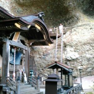 先達グループで岩屋寺へ行った翌日は一人で南光坊へ