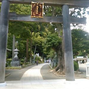 武蔵野観音霊場、ちょっと寄り道「高麗(こま)神社」