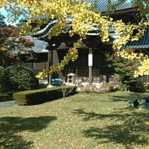 地蔵寺の奥ノ院「五百羅漢堂」へ