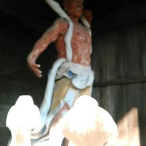 四国霊場第八番札所・熊谷寺の仁王門を見よう