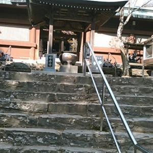 平成三十一年一月、根香寺参詣