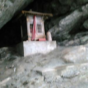 高知県室戸市行当岬、神秘の海岸洞窟