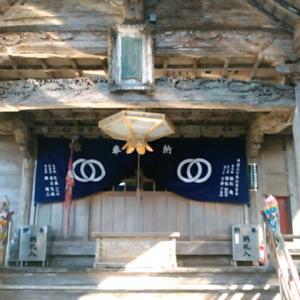 平成三十一年二月、神峯寺参詣